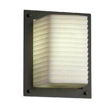 Porcelina™ 1 Light Framed Wall Sconce