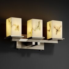 LumenAria Montana 3 Light Bath Vanity Light
