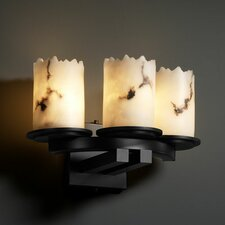 LumenAria Dakota 3 Light Wall Sconce