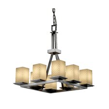 Montana Fusion 8 Light Chandelier