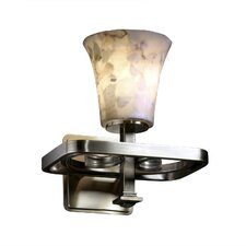Alabaster Rocks Arcadia 1 Light Wall Sconce
