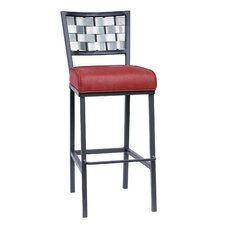 "Rushton 25"" Bar Stool with Cushion"
