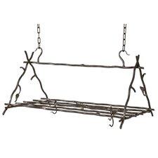 Sassafras Triangle Hanging Pot Rack