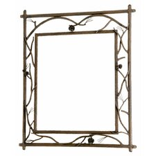 Branched Small Wall Mirror