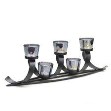 5-Light Twist Centerpiece Sconce