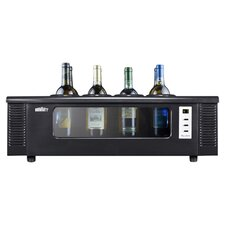 8 Bottle Single Zone Wine Refrigerator