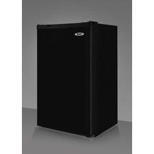 3.9 Cu. Ft. Compact Refrigerator with freezer