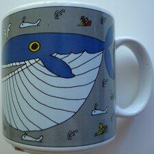 Classy Critter 11 oz. Whopper Whale Mug (Set of 2)