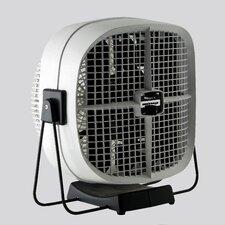 "10"" Oscillating Wall Fan"