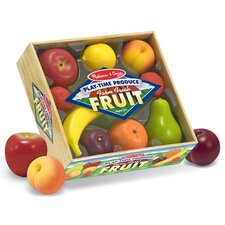 8 Piece Play-Time Fruit Set