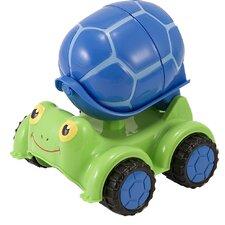 Scootin' Turtle Cement Mixer