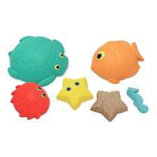 Seaside Sidekicks Sand Molding Set