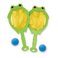 4 Piece Froggy Toss Set
