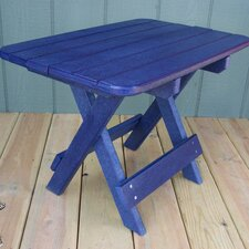 Phat Tommy Folding Recycled Poly Side Table