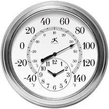 "Prague 16"" Wall Clock"