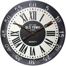 "Oversized 31.5"" London Wall Clock"