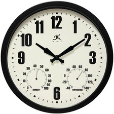 "Munich 14"" Wall Clock"