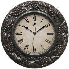 "Naples 13.5"" Wall Clock"
