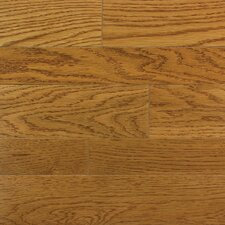 "Homestyle 3-1/4"" Solid White Oak Hardwood Flooring in Butterscotch"