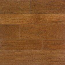 """Homestyle 2-1/4"""" Solid White Oak Hardwood Flooring in Gunstock"""
