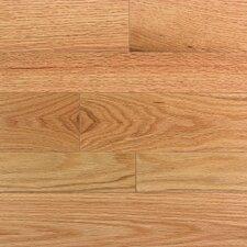 "Homestyle 2-1/4"" Solid Red Oak Hardwood Flooring in Natural"