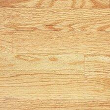 """Color Strip 3-1/4"""" Solid Red Oak Hardwood Flooring in Natural Red Oak"""