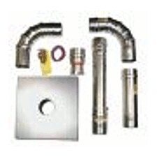 Optional Vent Kit for Mobile Homes