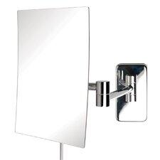 Wall Mount Rectangular Makeup Mirror