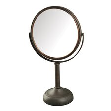 10X Magnified Table Top Mirror