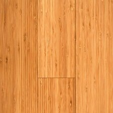 """3-3/4"""" Solid Bamboo Hardwood Flooring in Carbonized Matte"""