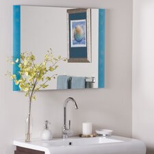 Resto Frameless Wall Mirror