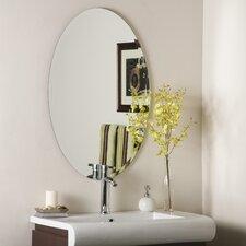 Frameless Jaxon Wall Mirror