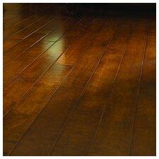 "Crossfire 5"" Engineered Maple Hardwood Flooring in Flickering Flames"