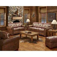 Deer Valley 4 Piece Living Room Set