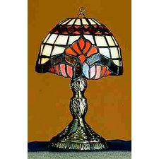 """Victorian 5"""" H Table Lamp with Dome Shade"""