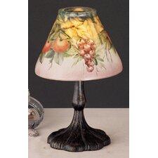 Fruit Tree Metal and Glass Lantern