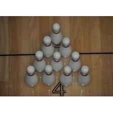 Shuffleboard Bowling Pin Accessory