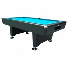 8' Drop Pocket Pool Table