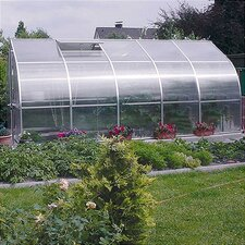 RIGA V 17 Ft. W x 17.5 Ft. DPolycarbonate Commercial Greenhouse