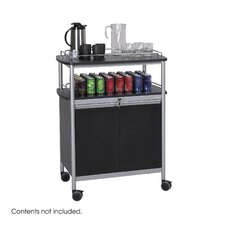 Mobile Serving Trolley