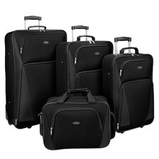 Tipton 4 Piece Luggage Set
