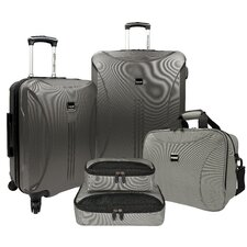 Skyscraper 5 Piece Luggage Set