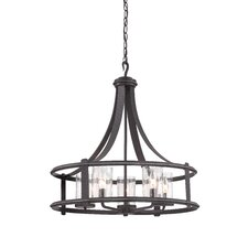 Palencia 5 Light Candle Chandelier