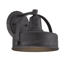Portland-DS 1 Light Wall Lantern