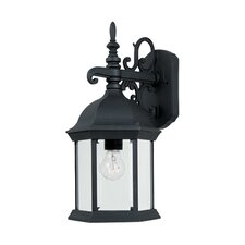 Devonshire 1 Light Wall Lantern