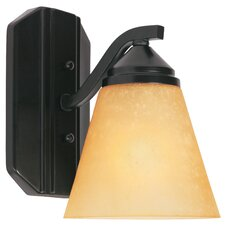 Piazza 1 Light Wall Sconce