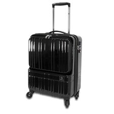 "Cue 18"" Spinner Carry-On Suitcase"