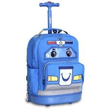 Patrol Kid's Rolling Backpack