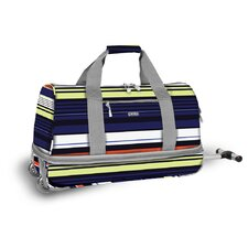 "Stadium 21"" Carry-On Rolling Duffel"