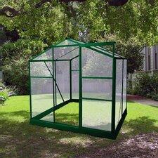 BIO-Star 6.5 Ft. W x 4.5 Ft. D Polycarbonate Greenhouse